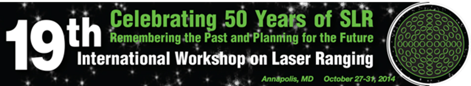 19th International Workshop on Laser Ranging