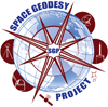NASA's Space Geodesy Project Logo
